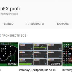 gurufx profi алгоритм